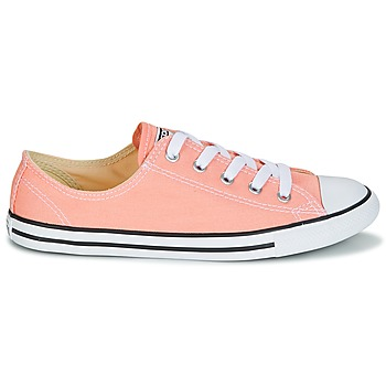 Baskets Basses converse chuck taylor all star dainty ox canvas color