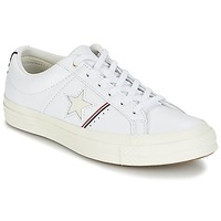 Chaussures Baskets basses Converse ONE STAR Blanc