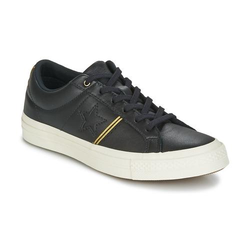 Chaussures Baskets basses Converse ONE STAR Noir