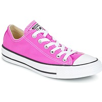 Chaussures Femme Baskets basses Converse CHUCK TAYLOR ALL STAR OX SEASONAL COLORS Rose
