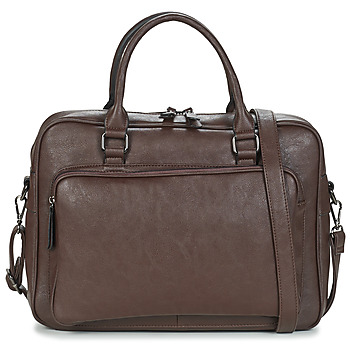 Sacs Homme Porte-Documents / Serviettes Casual Attitude ADIANA Marron