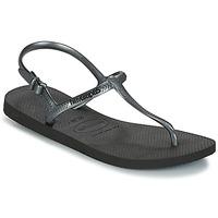 Chaussures Femme Sandales et Nu-pieds Havaianas FREEDOM SL Noir