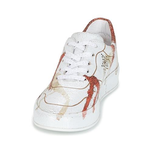 Felmini CRASKY Blanc / Rouge