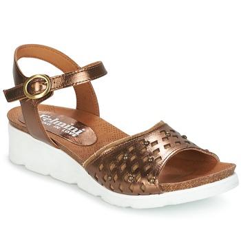 Chaussures Femme Sandales et Nu-pieds Felmini BRONZINO Bronze