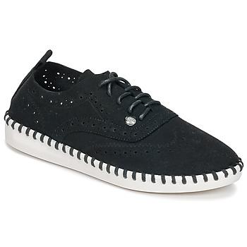 Chaussures Femme Derbies LPB Shoes DIVA Noir