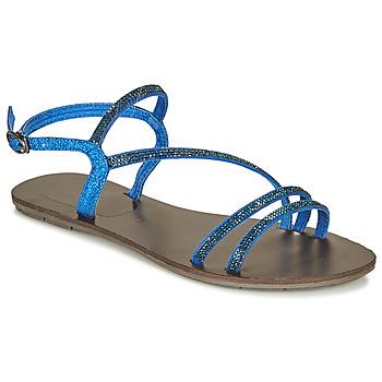 Chaussures Femme Sandales et Nu-pieds LPB Shoes NELLY Bleu