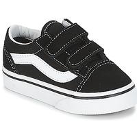 Chaussures Enfant Baskets basses Vans OLD SKOOL V Noir