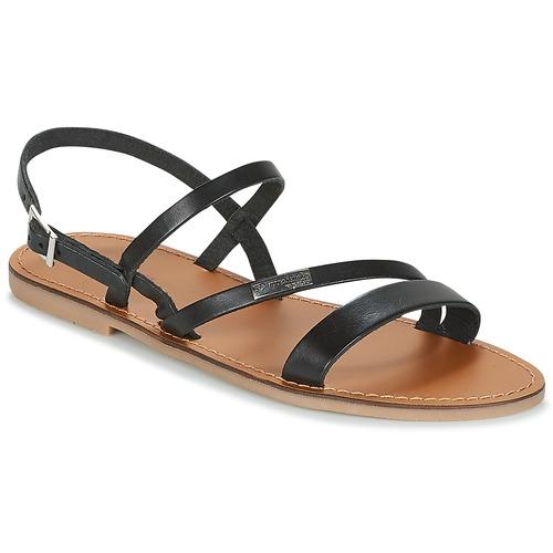 Chaussures Femme Sandales et Nu-pieds Les Tropéziennes par M Belarbi BADEN Noir