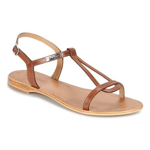 Chaussures Femme Sandales et Nu-pieds Les Tropéziennes par M Belarbi HAMESS Tan