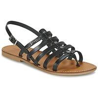 Chaussures Femme Sandales et Nu-pieds Les Tropéziennes par M Belarbi HERILO Noir