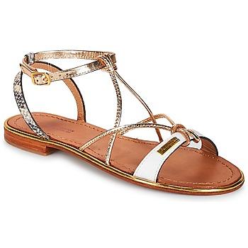 Chaussures Femme Sandales et Nu-pieds Les Tropéziennes par M Belarbi HIRONDEL Blanc