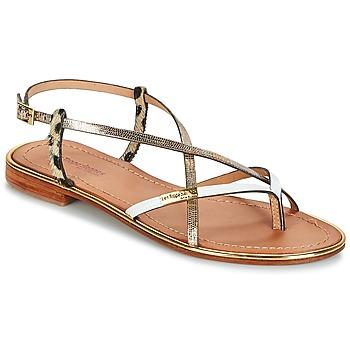 Chaussures Femme Sandales et Nu-pieds Les Tropéziennes par M Belarbi MONACO Doré