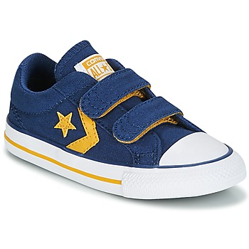 Chaussures Garçon Baskets basses Converse STAR PLAYER EV 2V OX SPORT CANVAS Bleu