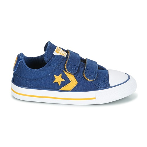 Converse STAR PLAYER EV 2V OX SPORT CANVAS Bleu