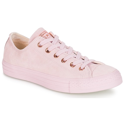 Chaussures Femme Baskets basses Converse CHUCK TAYLOR ALL STAR-OX Rose