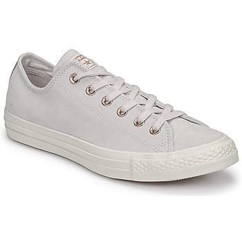Chaussures Femme Baskets basses Converse CHUCK TAYLOR ALL STAR-OX Rose / Blanc