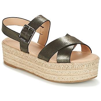 Chaussures Femme Sandales et Nu-pieds MTNG VATIXIO Noir