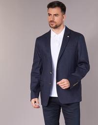 Vêtements Homme Vestes / Blazers Serge Blanco SUTTON Marine