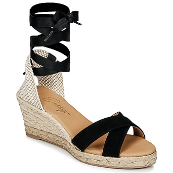 Chaussures Femme Sandales et Nu-pieds Betty London IDILE Noir