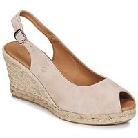 Chaussures Femme Sandales et Nu-pieds Betty London INANI Rose clair