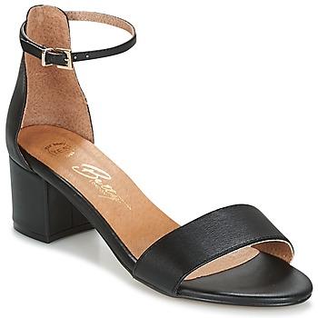 Chaussures Femme Sandales et Nu-pieds Betty London INNAMATA Noir