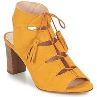 Chaussures Femme Sandales et Nu-pieds Betty London EVENE Jaune