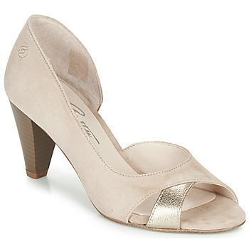 Chaussures Femme Sandales et Nu-pieds Betty London IMIMI Rose