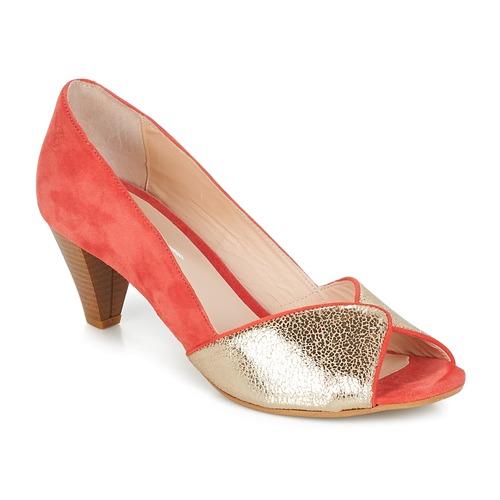 211f6a270da822 Betty London ESQUIBE Corail - Chaussure pas cher avec Shoes.fr ...