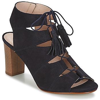 Chaussures Femme Sandales et Nu-pieds Betty London EVENE Bleu marine
