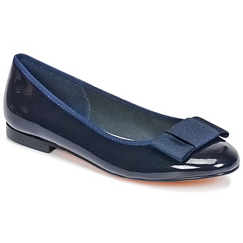 Chaussures Femme Ballerines / babies Betty London FLORETTE Bleu