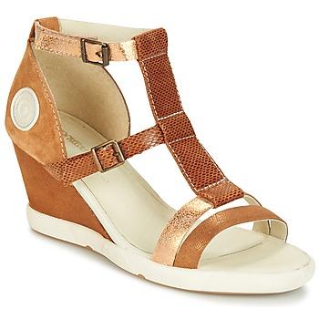 Chaussures Air max tnFemme Sandales et Nu-pieds Pataugas WAMI-F2B Camel
