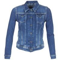Vêtements Femme Vestes en jean Pepe jeans THRIFT Bleu Medium