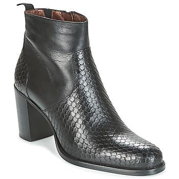 Chaussures Air max tnFemme Bottines Muratti RUSTIK PRSM Noir