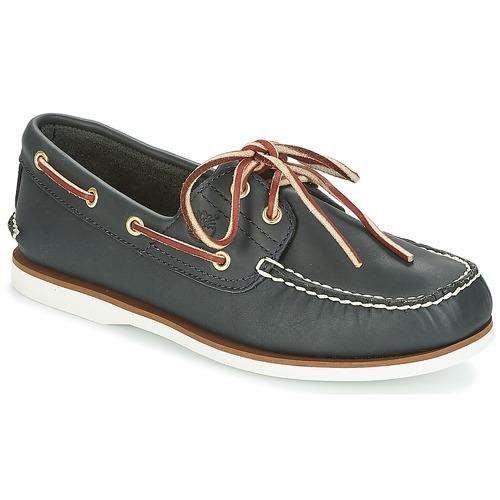 Chaussures Homme Chaussures bateau Timberland CLASSIC 2 EYE Bleu