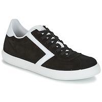 Chaussures Homme Baskets basses Yurban IRETIPUS Noir