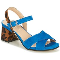 Chaussures Femme Sandales et Nu-pieds Fericelli IMOLGA Bleu