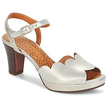 Chaussures Femme Sandales et Nu-pieds Chie Mihara UNDIA Argenté
