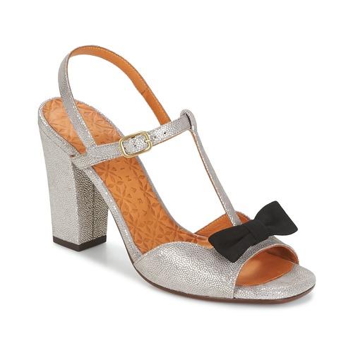 Chaussures Femme Sandales et Nu-pieds Chie Mihara BRAILE Gris