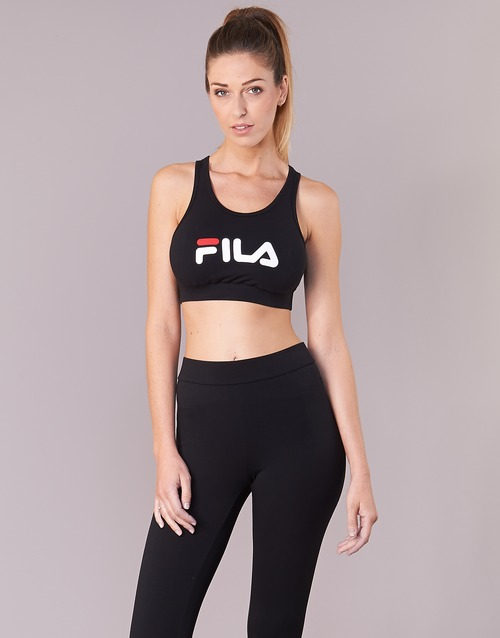 Fila Fila Other Crop Noir Crop Top Other Fila Top Noir 7b6yfg