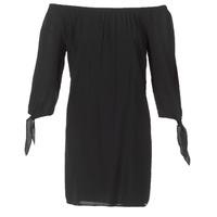 Vêtements Femme Robes courtes Les Petites Bombes ARIN Noir