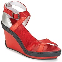 Chaussures Femme Sandales et Nu-pieds Pataugas GOUY Rouge