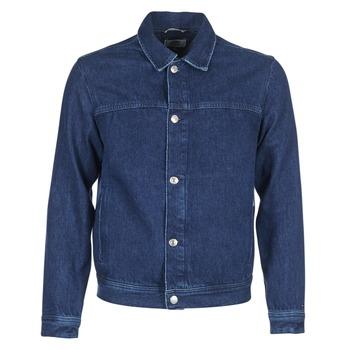 Vêtements Homme Vestes en jean Tommy Jeans TJM STREET TRUCKER JKT Bleu medium
