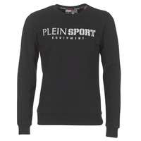 Vêtements Homme Sweats Philipp Plein Sport FIND ME Noir / Argenté