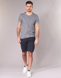 Vêtements Homme Shorts / Bermudas Schott TROLIMPO30 Marine