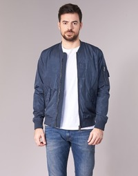 Vêtements Homme Blousons Teddy Smith BAILEY Marine