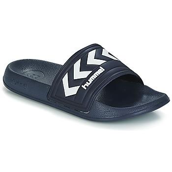 Chaussures Claquettes Hummel LARSEN SLIPPPER Bleu