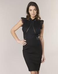 Vêtements Femme Tops / Blouses Guess CALEMA Noir
