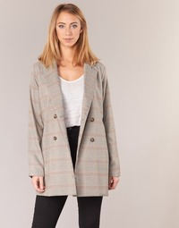 Vêtements Femme Vestes / Blazers Betty London VESTON Beige