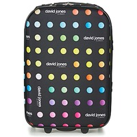 Sacs Valises Souples David Jones PICOLO 35L Noir / Multicolore