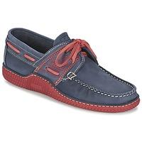 Chaussures Air max tnHomme Chaussures Air max tnbateau TBS GLOBEK Bleu / Rouge